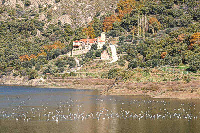 Lesvos is coloured with churches, monasteries and pilgrimages, all with their own history...